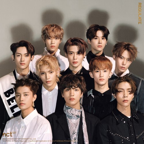 首張正規改版專輯 『NCT #127 Regulate』 (NCT #127 Regulate - The 1st Album Repackage)