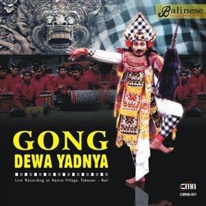 Balinese Traditional Music: Gong Dewa Yadnya - Live Recording At Kesiut Vilage, Tabanan - Bali