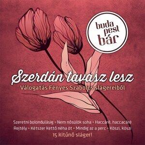 Szerdán Tavasz Lesz - Válogatás Fényes Szabolcs Slágereiből