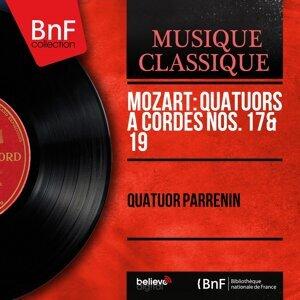 Mozart: Quatuors à cordes Nos. 17 & 19 - Mono Version