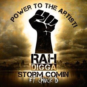 Storm Comin (feat. Chuck D)