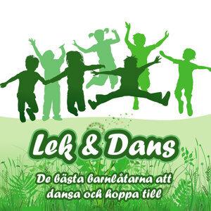 Dansis och röris (De bästa barnlåtarna att dansa och hoppa till)