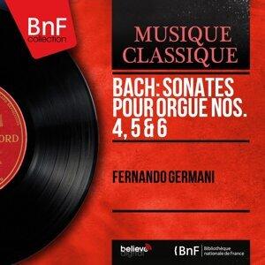 Bach: Sonates pour orgue Nos. 4, 5 & 6 - Mono Version