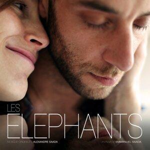 Les éléphants - Bande originale du film d'Emmanuel Saada