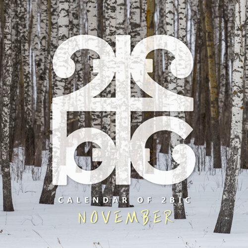 Calendar of 2BIC (November)