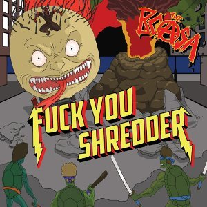 Fuck You Shredder