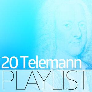 20 Telemann Playlist
