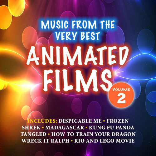 Music from the Very Best Animated Films, Volume 2
