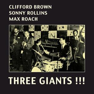 Three Giants!!! (Bonus Track Version)