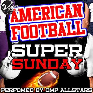 American Football Super Sunday