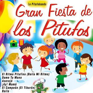 Gran Fiesta de los Pitufos - Infantil