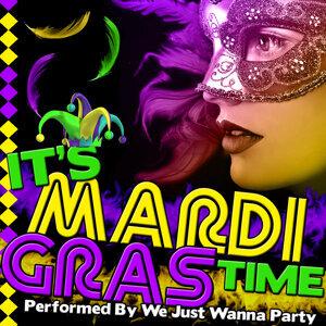 It's Mardi Gras Time