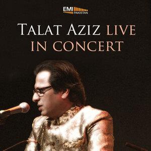 Talat Aziz Live in Concert