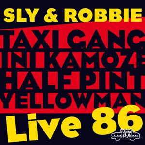 Sly & Robbie = Live 86