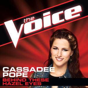 Behind These Hazel Eyes - The Voice Performance