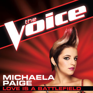 Love Is A Battlefield - The Voice Performance