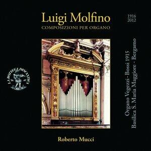 Luigi Molfino: Composizioni per organo - Organo Vegezzi-Bossi 1915, Basilica S. Maria Maggiore, Bergamo