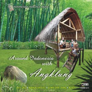 Around Indonesia with Angklung