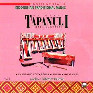 Instrumental Original Tapanuli, Vol. 2