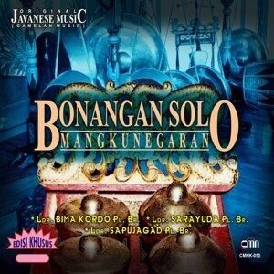 Original Javanese Music: Bonangan Solo Mangkunegaran, Vol. 4