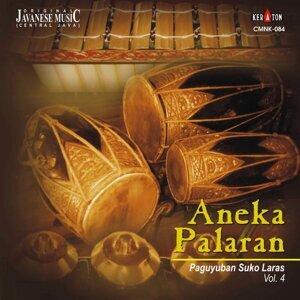 Original Javanese Music: Aneka Palaran Paguyuban Suko Laras, Vol. 4