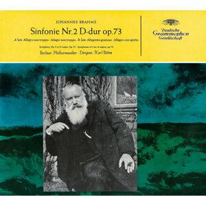 Brahms: Symphony No.2 / Reger: Variations on a Theme by Mozart - CD 9
