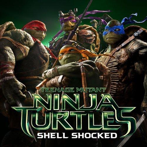 "Shell Shocked (feat. Kill The Noise & Madsonik) - From ""Teenage Mutant Ninja Turtles"""