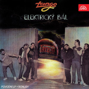 Elektrický bál (pův.LP+bonusy)