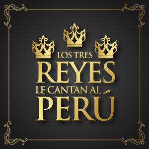 Los Tres Reyes Le Cantan al Perú - EP