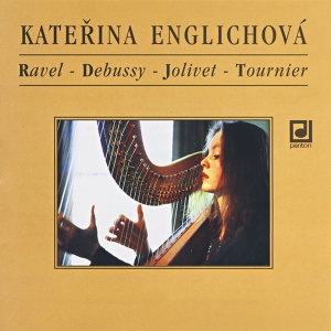 Katerina Englichova performs Debussy, Jolivet, Tournier & Ravel