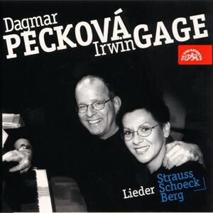 Strauss, Schoeck, Berg: Lieder