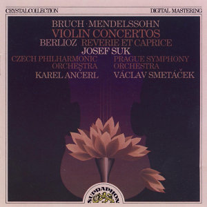 Bruch, Mendelssohn, Berlioz: Violin Concertos