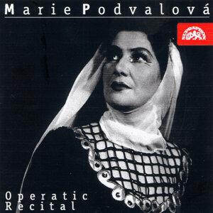 Marie Podvalová Operatic Recital