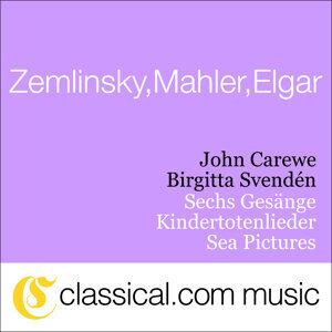 Gustav Mahler, Kindertotenlieder