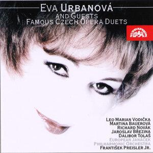 Eva Urbanova & Guests perform famous Czech Opera Duets