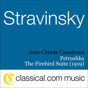 Igor Stravinsky, Petrushka