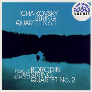 Tchaikovsky: String Quartet No. 1 in D major, Op.11, Borodin: String Quartet No. 2 in D major