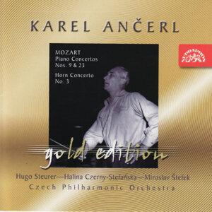 Ančerl Gold 38 Mozart: Piano Concertos Nos. 9 & 23, Horn Concerto No. 3