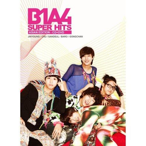 B1A4 Super Hits (SUPER HITS)