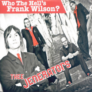 Who the Hell's Frank Wilson? EP