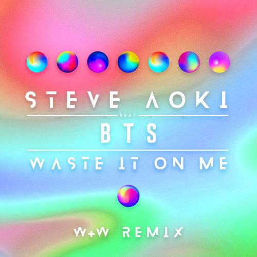 Waste It On Me - W&W Remix