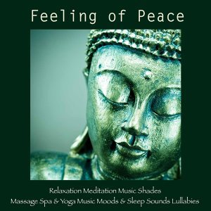 Feeling of Peace: Relaxation Meditation Music Shades, Massage Spa & Yoga Music Moods & Sleep Sounds Lullabies