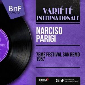 7ème festival San Remo 1957 - Mono version