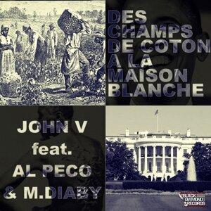 Des champs de coton à la Maison Blanche