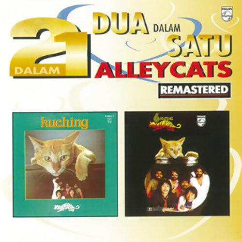 2 Dalam 1 Alleycats Kuching 6 Kuching