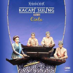Original Sundanese Music: Kacapi Suling, Vol. 1 - Cinta