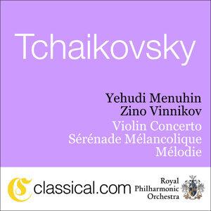 Pyotr Il'yich Tchaikovsky, Violin Concerto In D, Op. 35