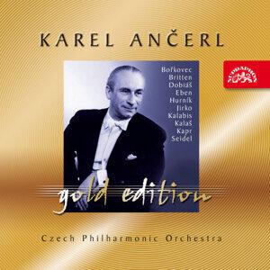 Ancerl Gold Edition 43 / Britten, Hurnik, Dobias, Kapr, Kalas, Kalabis