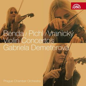 Benda/ Pichl/ Vranicky: Violin Concertos
