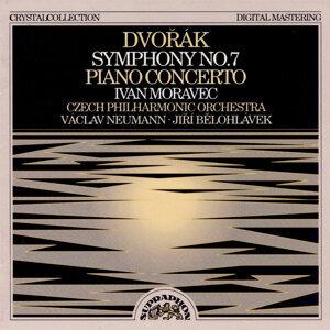 Dvorak:  Symphony No. 7, Piano Concerto